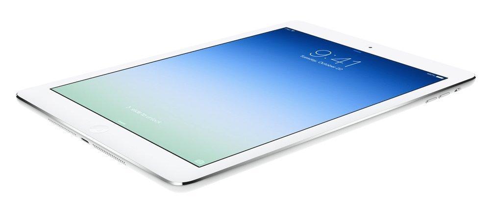 iPad Air vs iPad 5th Generation Display