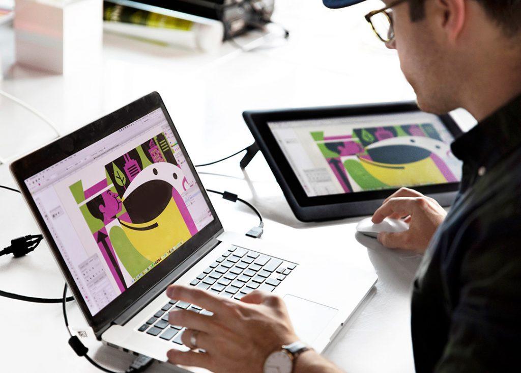iPad Pro vs Cintiq Software