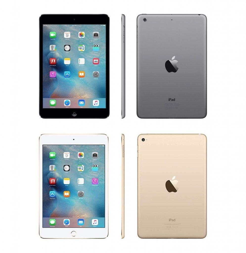 iPad mini 2 vs iPad mini 4 Physical Differences