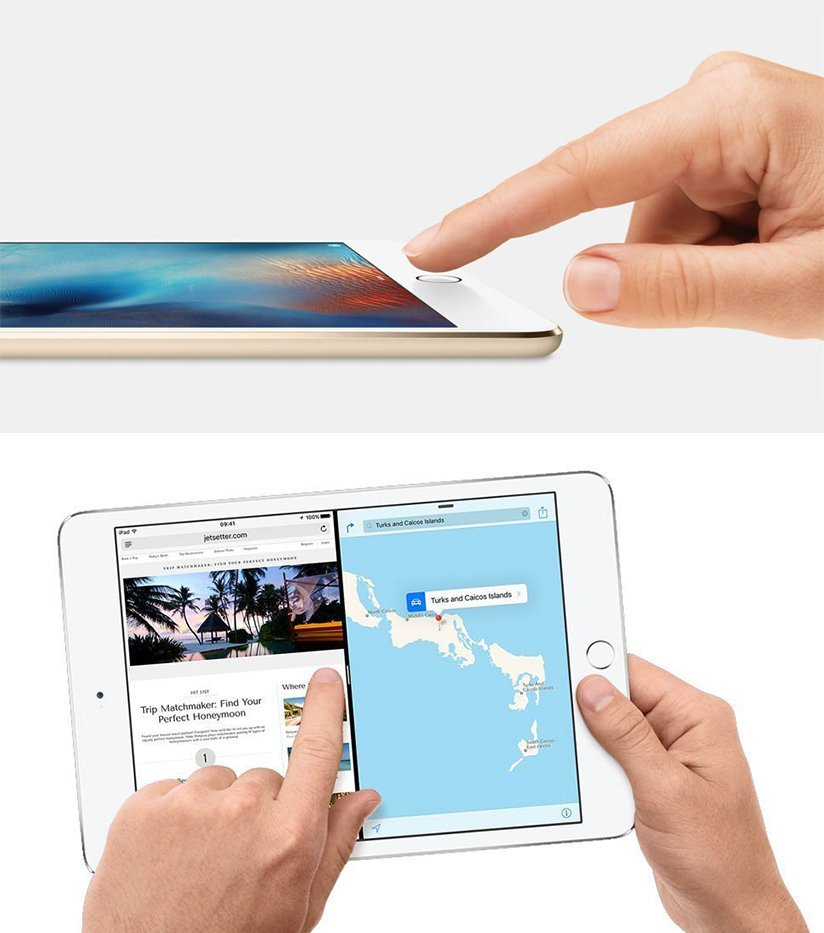 iPad mini 4 Other Features
