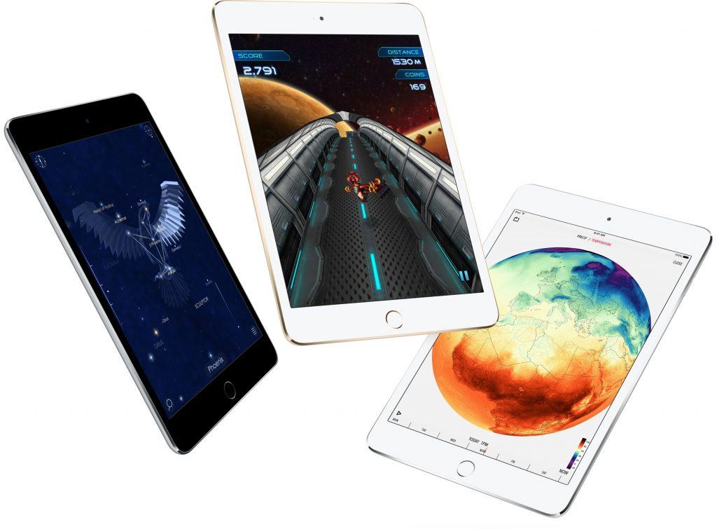 iPad mini 4 Performance