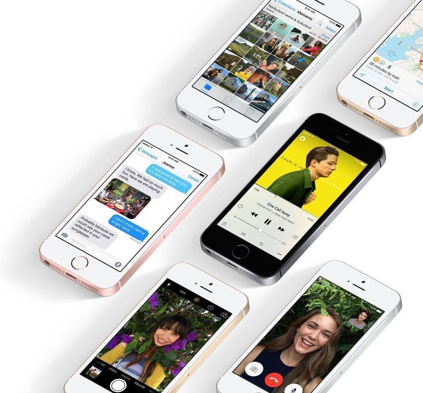 iPhone 5s vs iPhone SE Performance