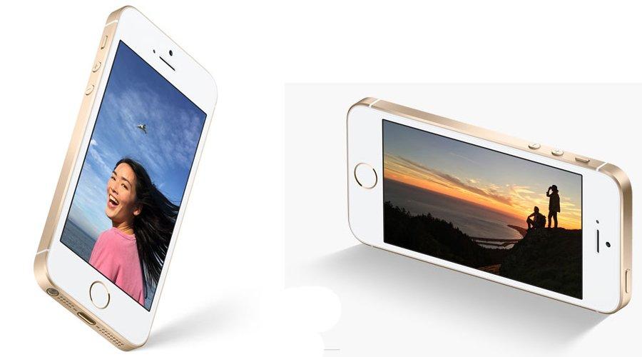 iPhone SE Cameras