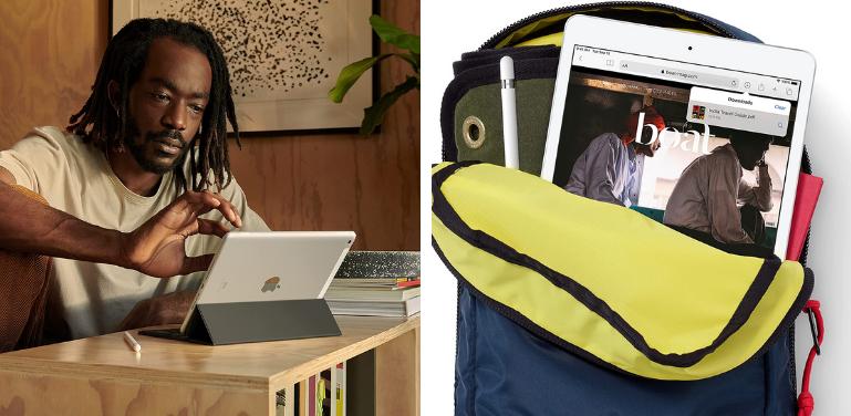 iPad 2021 vs 2020