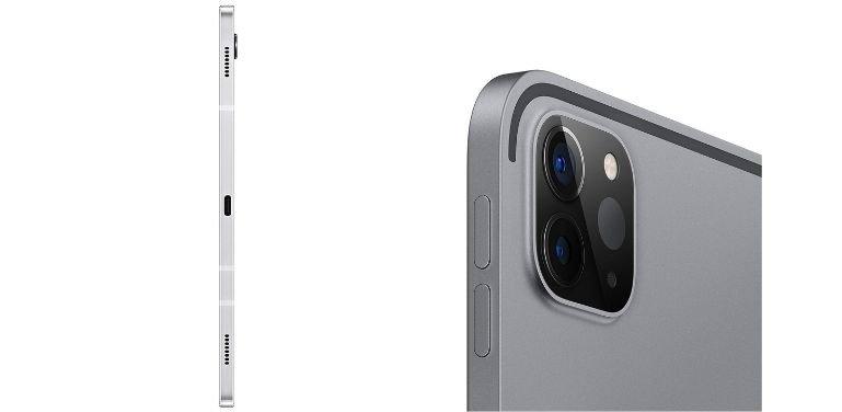 Galaxy Tab S7 vs iPad Pro camera