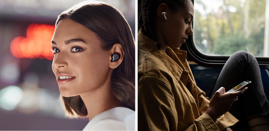 Jabra 75t Vs Airpods Pro 2020 Are The Apple Wireless Earbuds