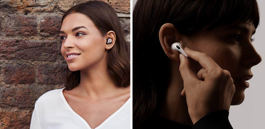 Jabra 75t Vs Airpods Pro 2020 Are The Apple Wireless Earbuds Worth Paying More For Compare Before Buying