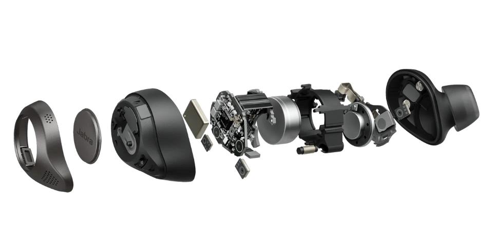 Jabra Elite 85t vs Bose Sport Earbuds Build