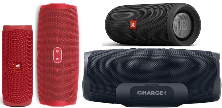 Jbl Flip 5 Vs Charge 4 2020 A Review Of Jbl S Top Portable Speakers Compare Before Buying