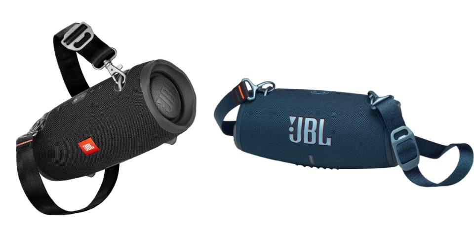 jbl xtreme 2 vs xtreme 3 battery life