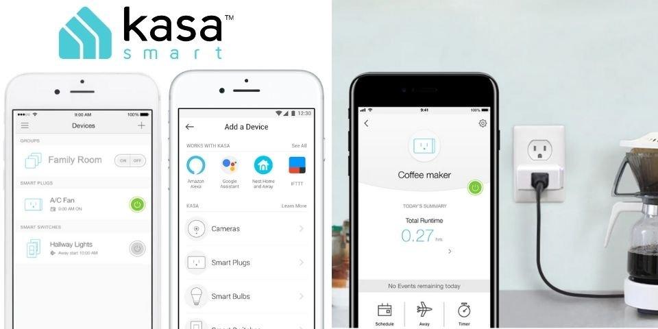 Kasa Smart App for HS103 an HS105