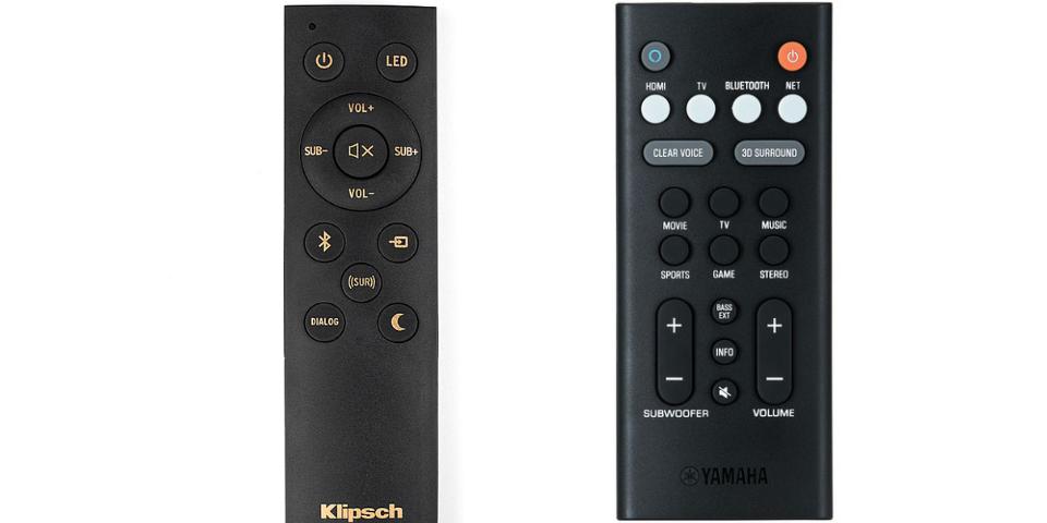 klipsch cinema 400 vs yamaha yas-209 audio quality