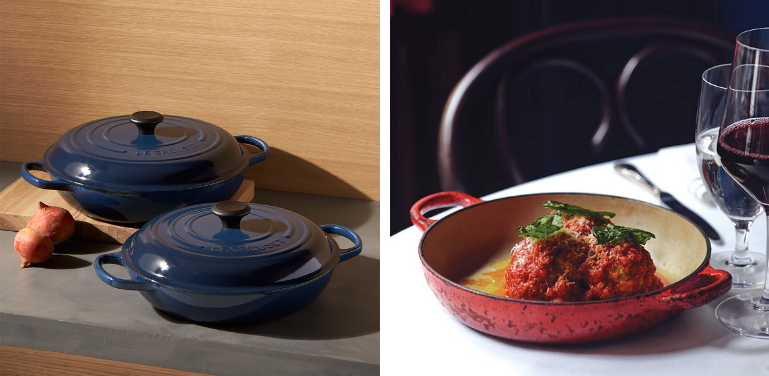 Le Creuset Everyday Pan vs Braiser