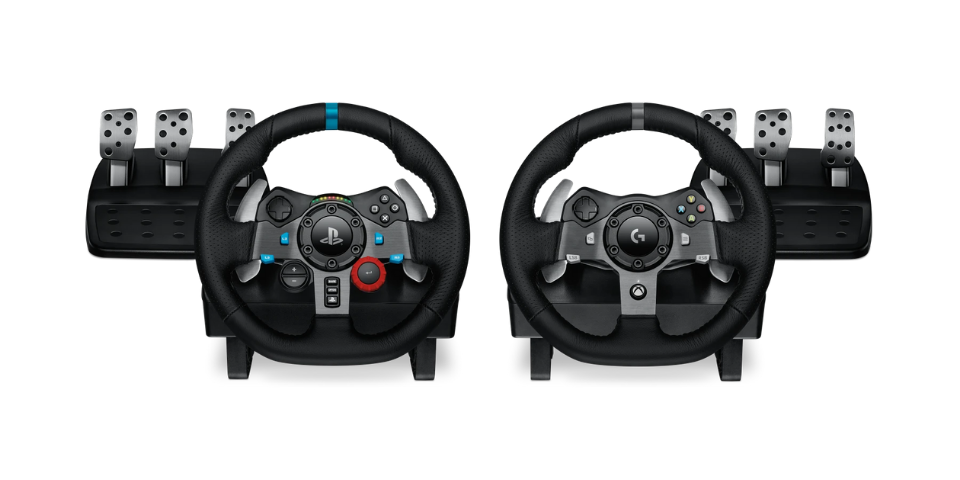 Logitech G29 vs G920 Features