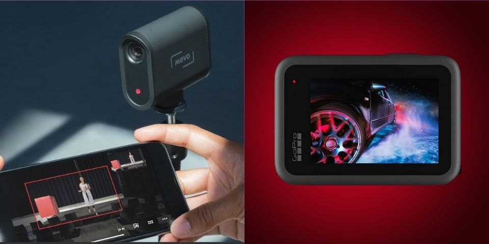 Mevo Start vs GoPro HERO 9 Video Quality