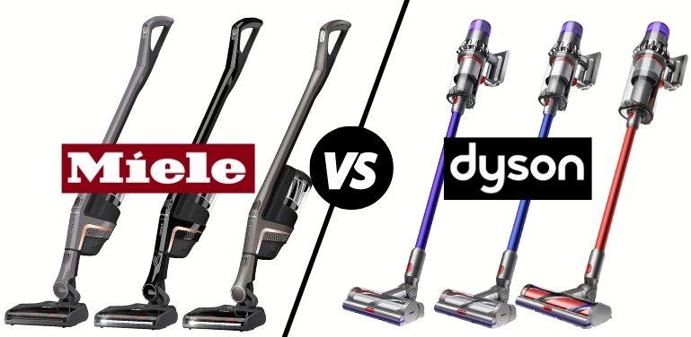 miele triflex vs dyson v11 cordless vacuum