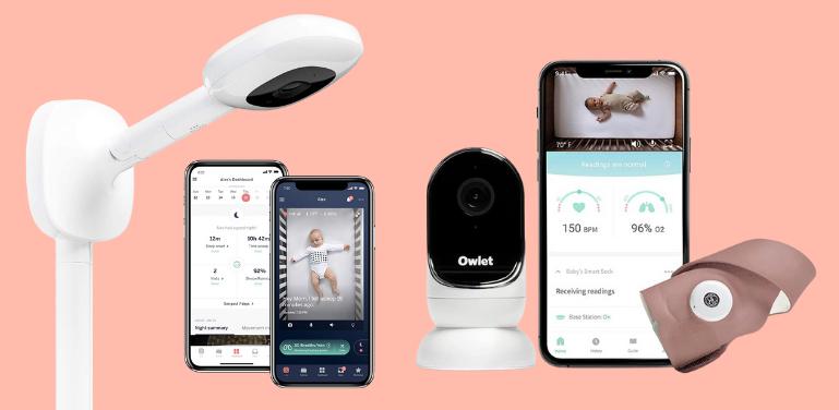Nanit Pro vs Owlet Comparison