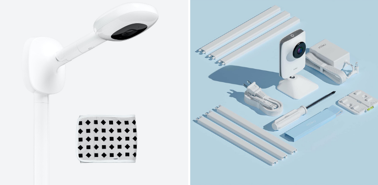 Nanit vs Miku Design and Monitoring System Comparison