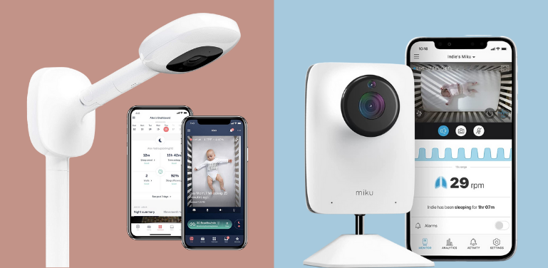 Nanit vs Miku Smart Baby Monitor