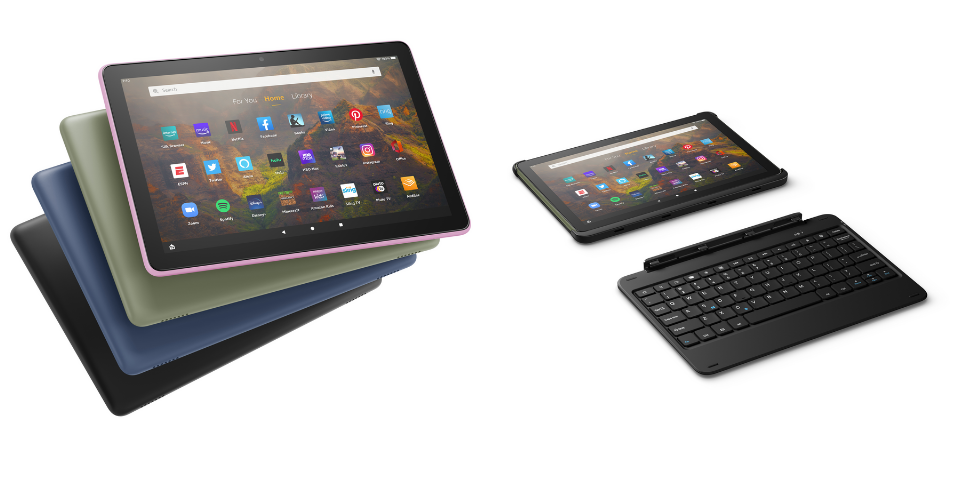 New Fire HD 10 Tablet Review Fire HD 10 2021 Review