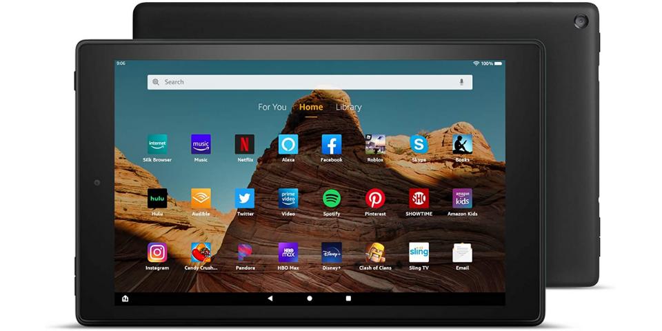 New Fire HD 10 Tablet Review New Fire HD 10 2021 vs Fire HD 10 2019 9th Gen