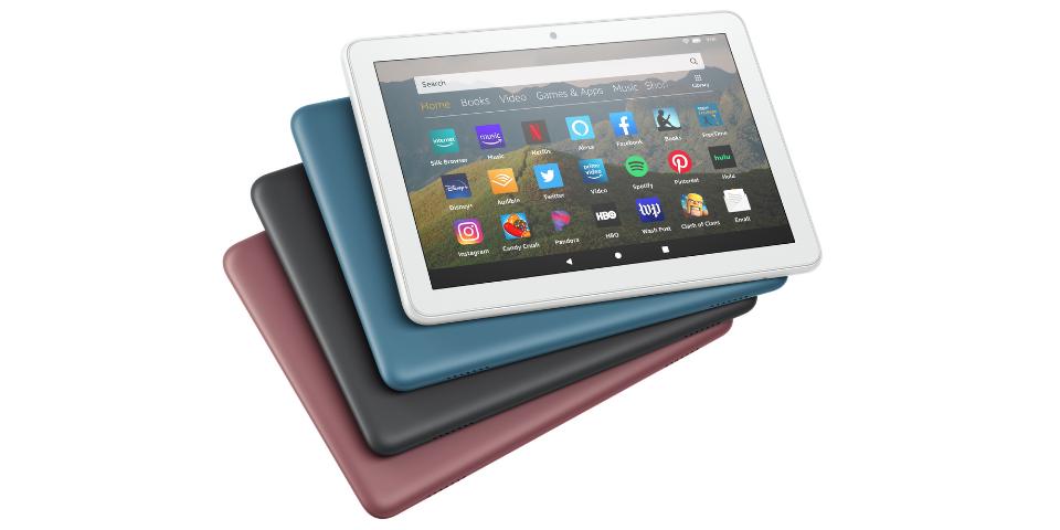 New Fire HD 10 Tablet Review New Fire HD 10 vs Fire HD 8