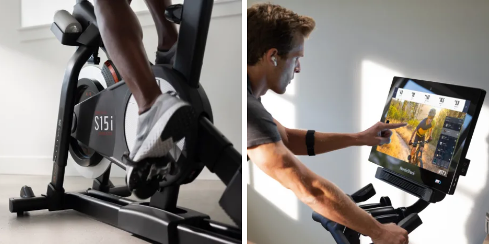 NordicTrack Bike vs Peloton Usage and Features