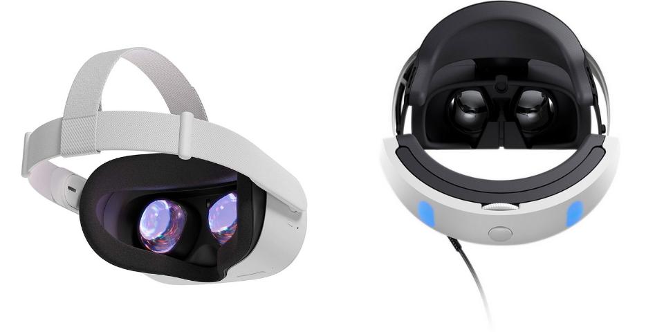 Oculus Quest 2 vs PSVR Performance