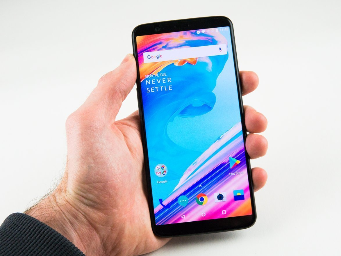 oneplus 5t vs iphone x