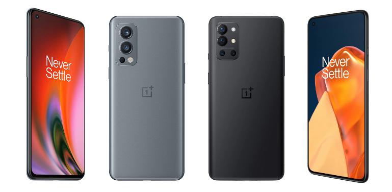 OnePlus Nord 2 5G vs OnePlus 9R Design Comparison