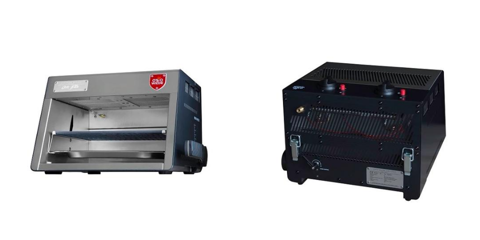 Otto Wilde Grill Review Portability and Warranty