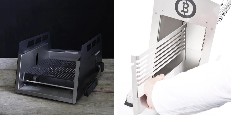 Otto Wilde Grill vs Beefer Ease of Use and Portability