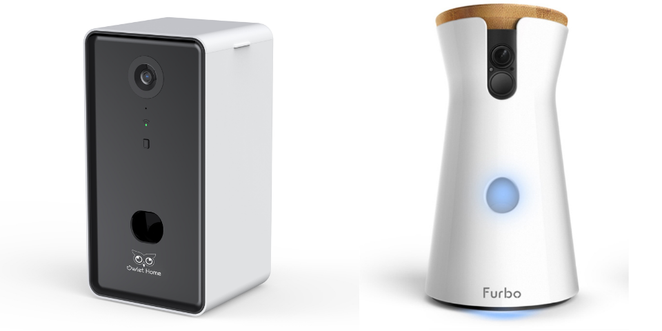 owlet home vs furbo design