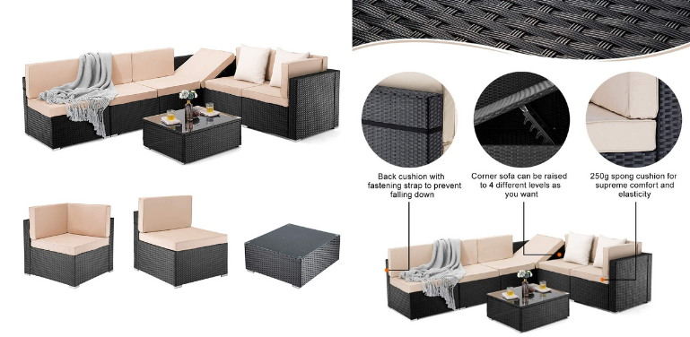 Best Patio and Outdoor Sectional