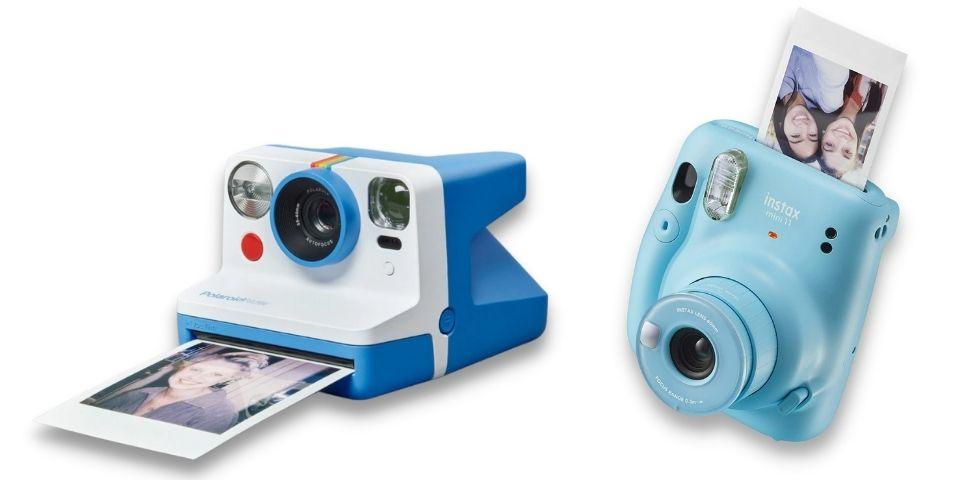 Polaroid Now and Instax Mini 11