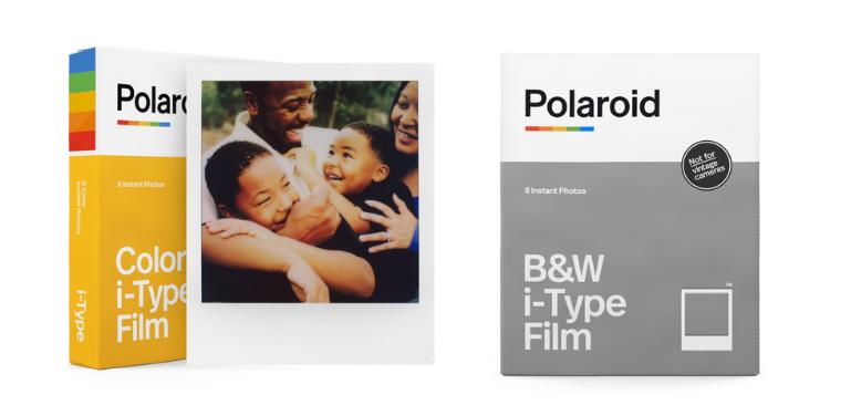 Polaroid Now vs Polaroid OneStep+ Battery and Film