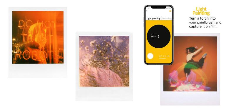 Polaroid Now vs Polaroid OneStep+ Image Quality