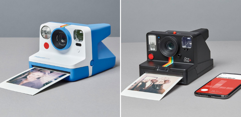 Polaroid Now vs Polaroid OneStep+ Comparison