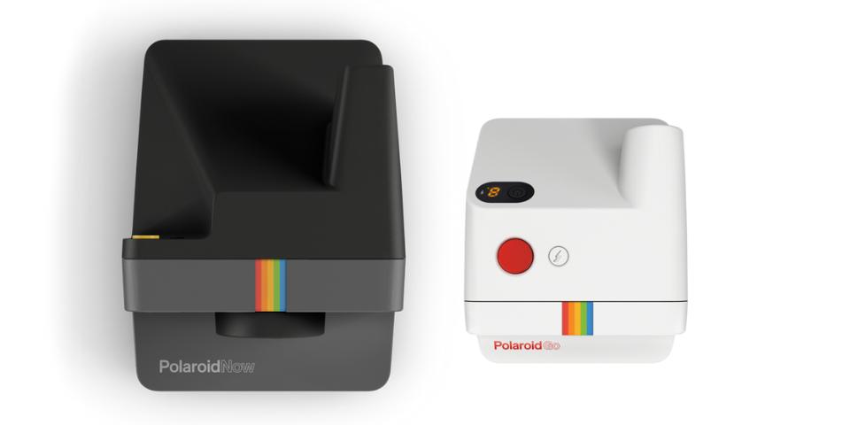 polaroid now vs polaroid go ease of use