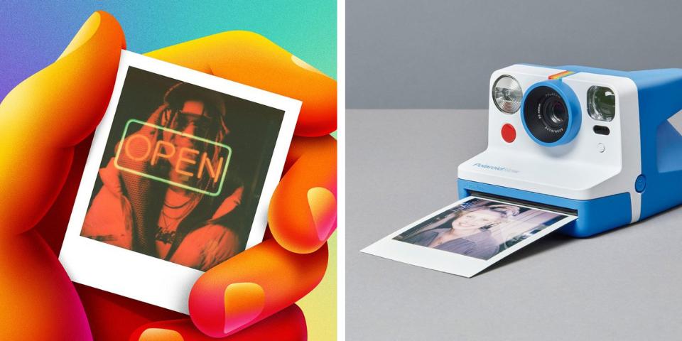 polaroid now vs polaroid go image quality