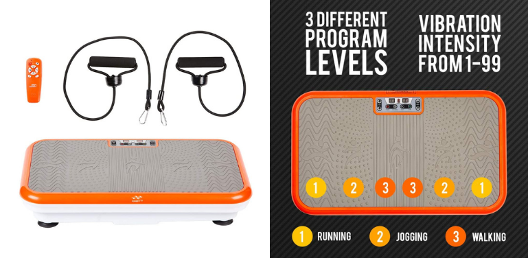 The best vibration plate for weight loss