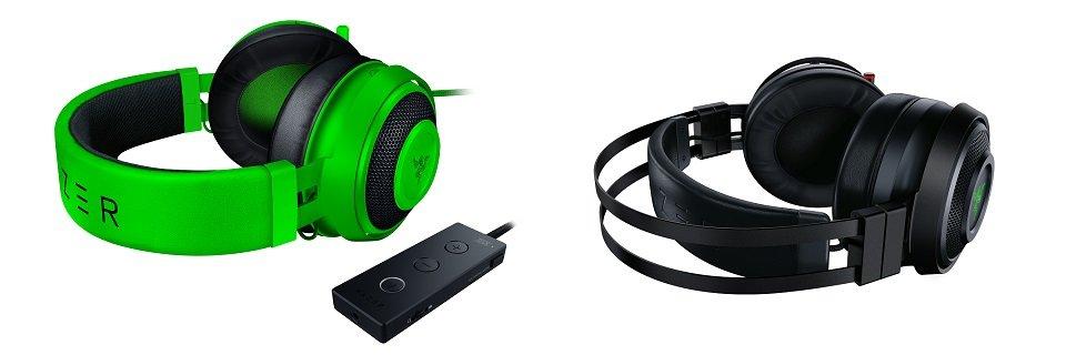 Razer Kraken Tournament vs Nari Ultimate Sound Quality
