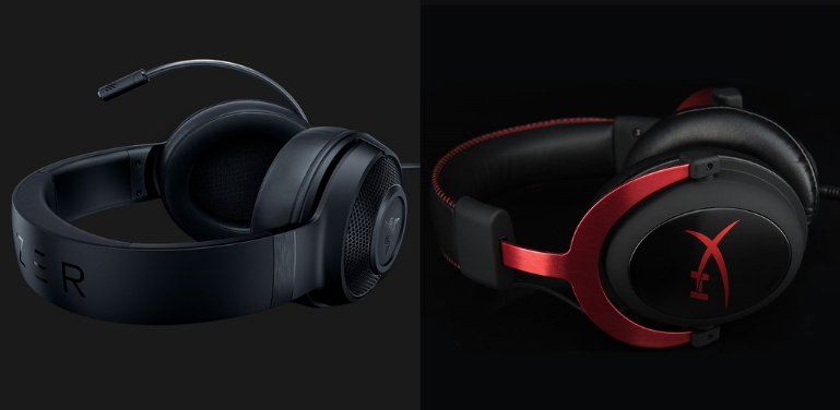 razer kraken x vs hyperx cloud 2