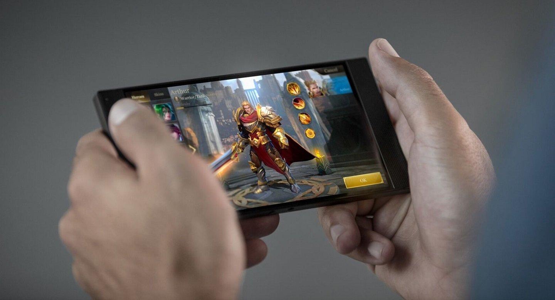 razer phone vs iphone x