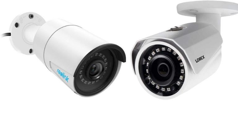 Reolink vs Lorex Bullet Camera