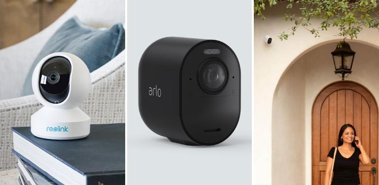 Reolink Vs Arlo Home Security Camera Comparison