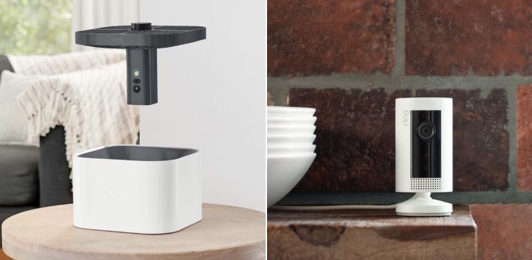 Ring Always Home Cam vs Indoor Camera Comparison