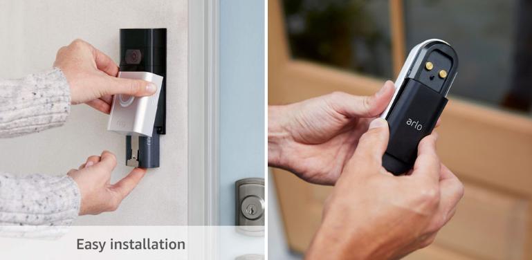 Ring Doorbell vs Arlo Installation