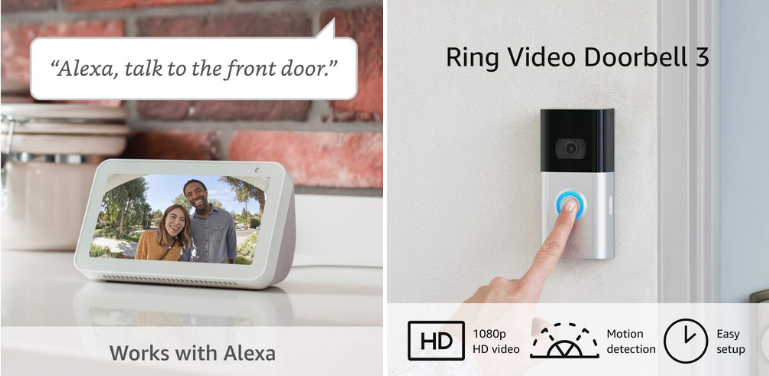 Ring Video Doorbell 2020 vs Ring Video Doorbell 3 Features