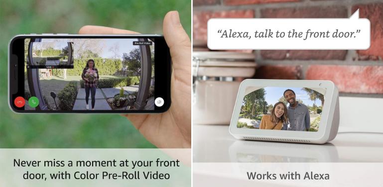 ring-video-doorbell-4-vs-3 Features